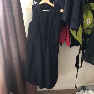 Madewell Dress with Pockets